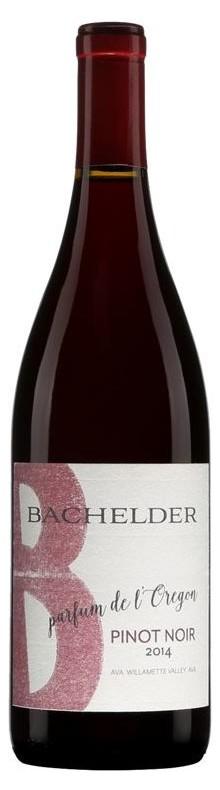 Pinot Noir Parfum de l'Oregon 2014