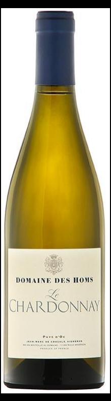 Le Chardonnay Vin de Pays d'Oc 2017