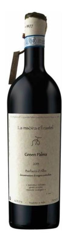 Green Palma Barbera d'Alba 2016