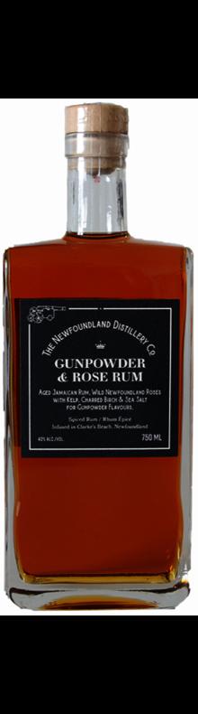 Gunpowder & Rose Rum