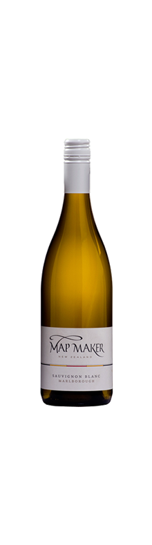 Map Maker Sauvignon Blanc Marlborough 2017
