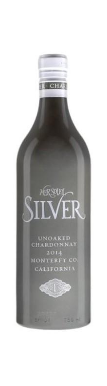 Silver Unoaked Chardonnay Santa Lucia Highlands 2015