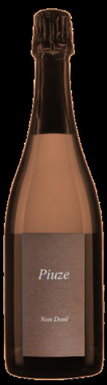 Piuze non dosé rosé méthode traditionnelle