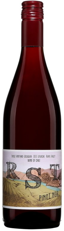 RST Pinot Noir Valle del Colchagua 2017