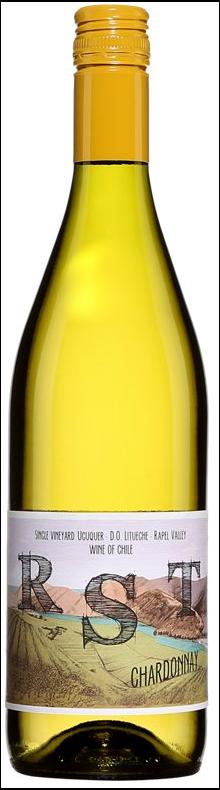 RST Chardonnay Valle del Colchagua 2017