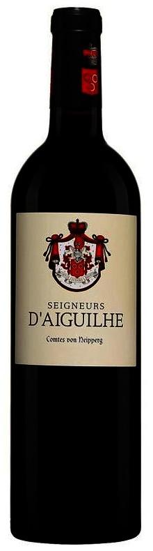 Seigneurs D'aiguilhe Castillon Côtes de Bordeaux 2014