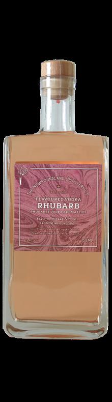 Rhubarb Flavoured Vodka